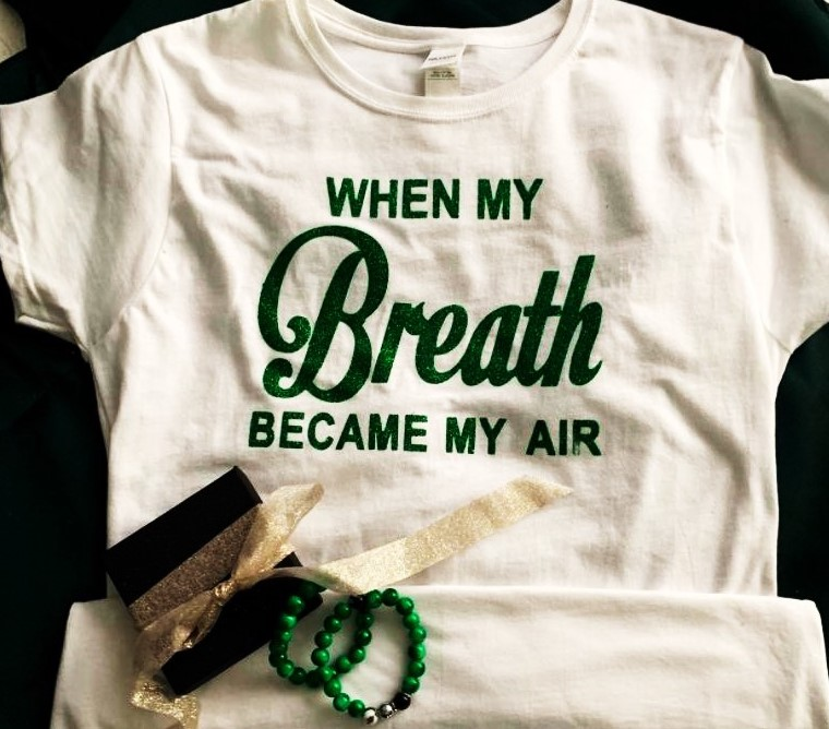 When My Breath Became My Air $25.00 ea